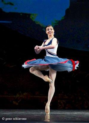 Natalia Osipova - Flames of Paris - Mikhailovsky Ballet