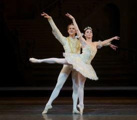 Osipova Hallberg Sleeping Beauty-Royal Ballet Nov 20th 2019